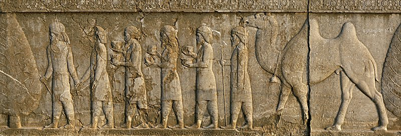 Persepolis Iran Stock Image C014 5260 Science Photo Library