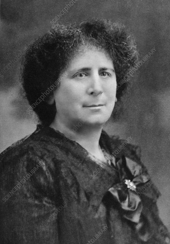 Hertha Ayrton - Stock Image - C046/4394 - Science Photo Library
