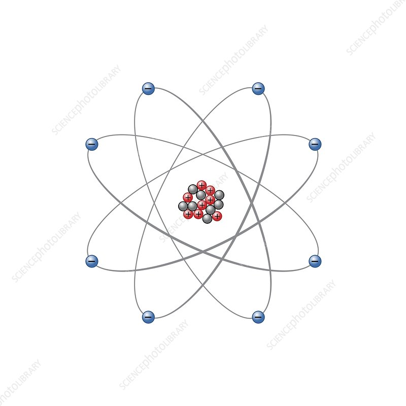 Oxygen Atom