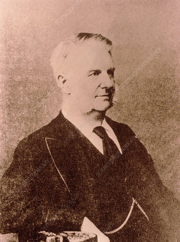 Sir Frederick Abel - Stock Ima...