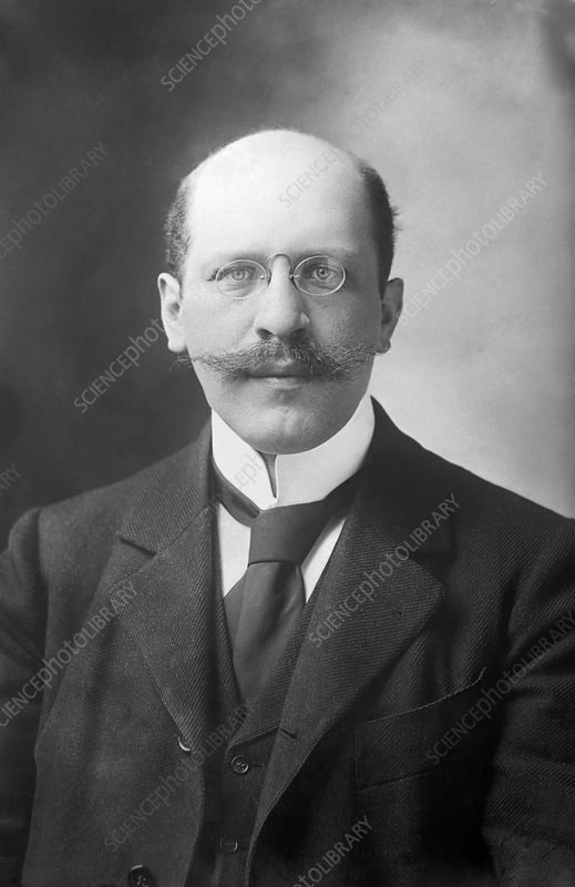 Hugo Munsterberg Us Psychologist Stock Image H413 0352 Science Photo Library