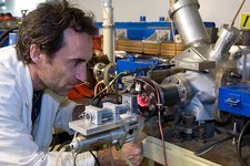 Researcher at the ESRF
