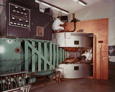 60-inch cyclotron at BNL