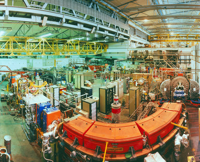 Low-Energy Antiproton Ring at CERN