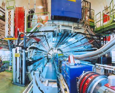 L3 particle detector at CERN