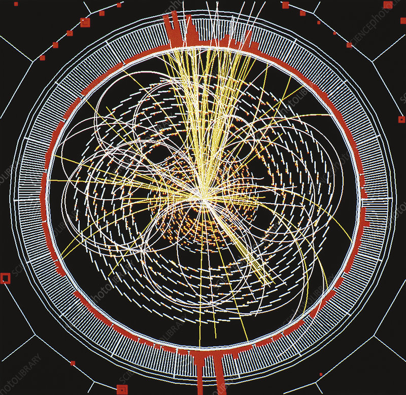 Higgs boson decay model