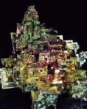 Bismuth artificial crystals