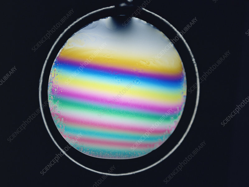 Thin film interference
