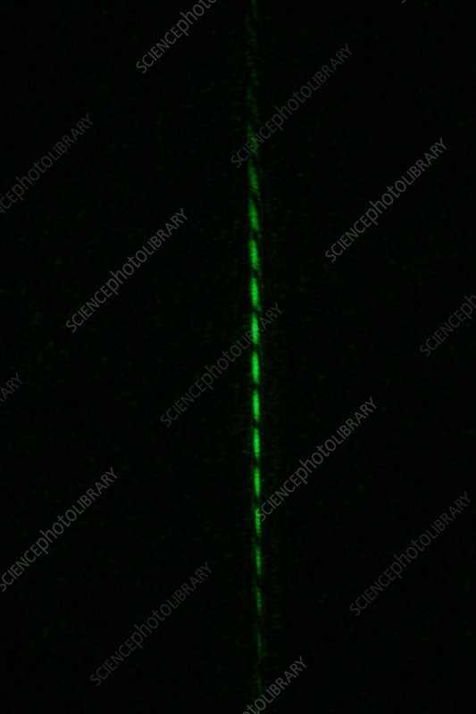 Double Slit Diffraction