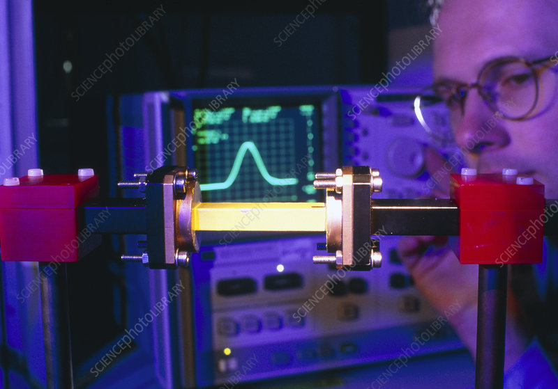 Equipment for superluminal microwaves