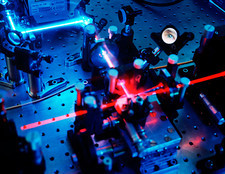 Quantum cryptography equipment
