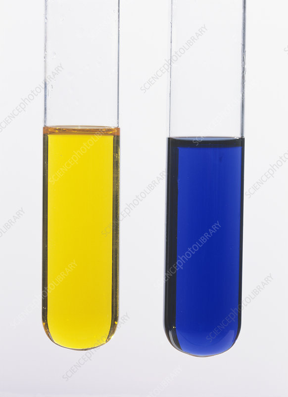 Bromothymol blue indicator