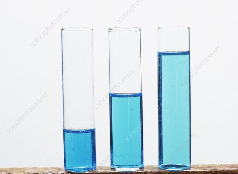 Copper sulphate solutions