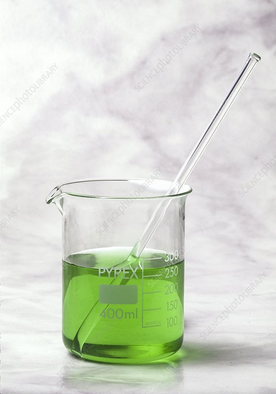 Iron (II) sulphate solution