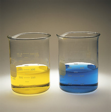 Blue and Yellow Dye (1 of 3)