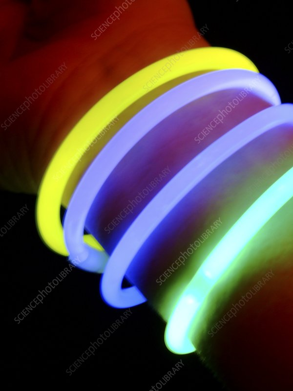 GLOW IN THE DARK JEWELRY - GLOW NECKLACES AND BRACELETS