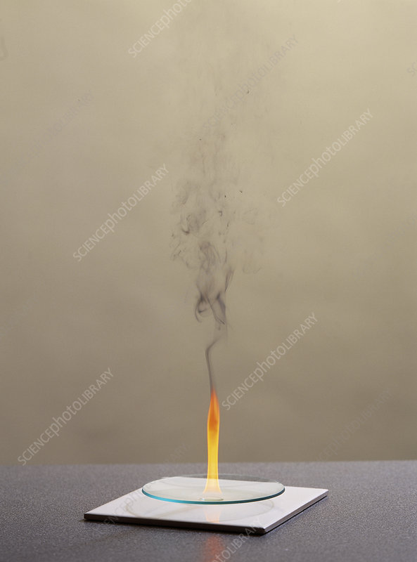 combustion of cyclohexene