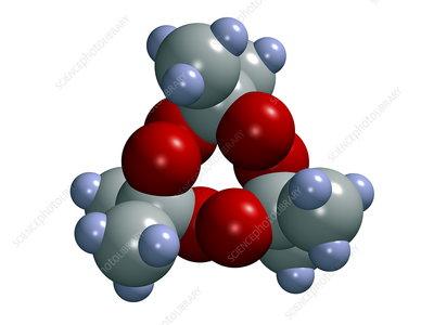 Tri-cyclic acetone peroxide, explosive
