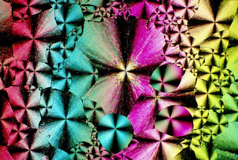 Niacinamide crystals