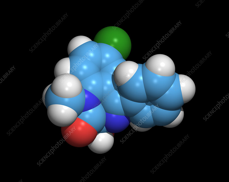 Sleeping pill molecule