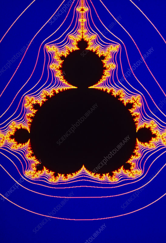 Mandelbrot set:- Starting here