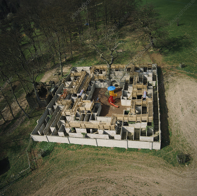 Ragley Hall Residence Modern Dwellings Cablik Enterprises: Science Photo Library