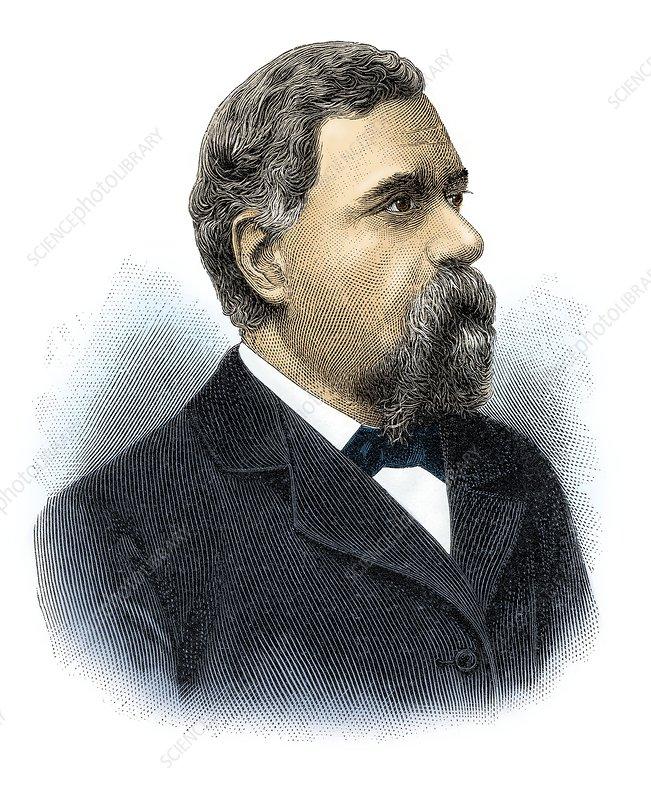 Giovanni Schiaparelli, Italian astronomer