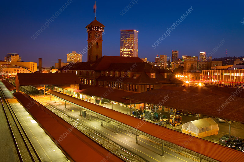 Union Station, Portland, Oregon