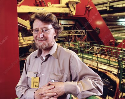 John Stewart Bell, British physicist