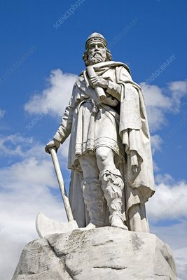 King Alfred the Great of England