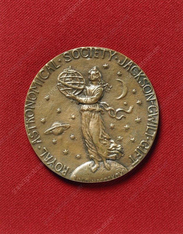 Jackson-Gwilt Medal