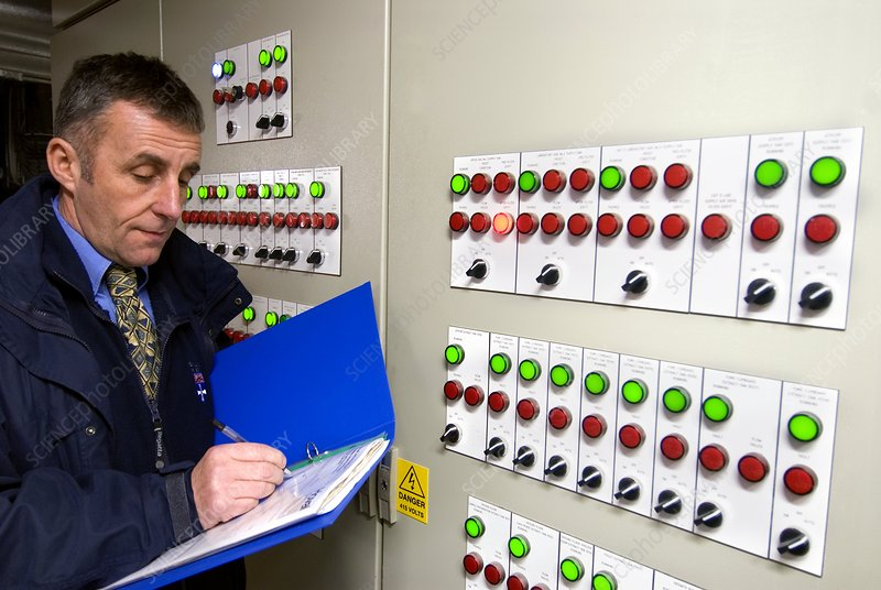Heating and cooling system controls