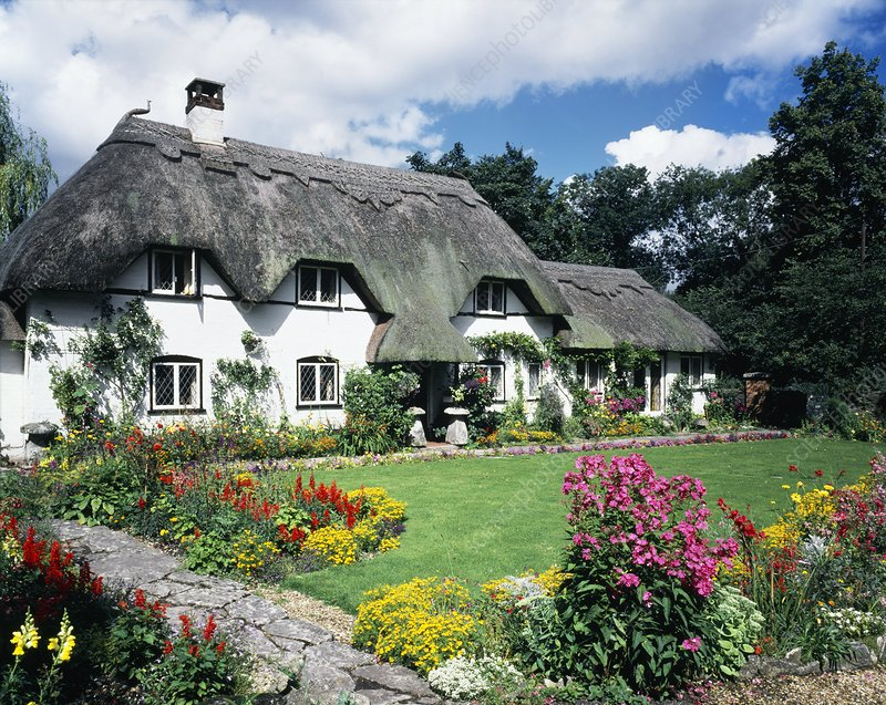 Thatched Eaves cottage