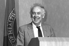 James Watson, co-discoverer of DNA