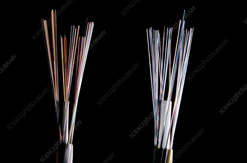 Fibre optics manufacturing