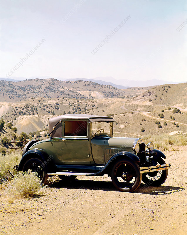1929 Ford Sports Coupe