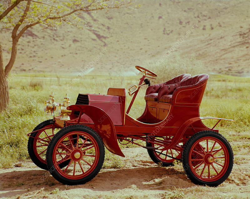 1903 Franklin Light Roadster