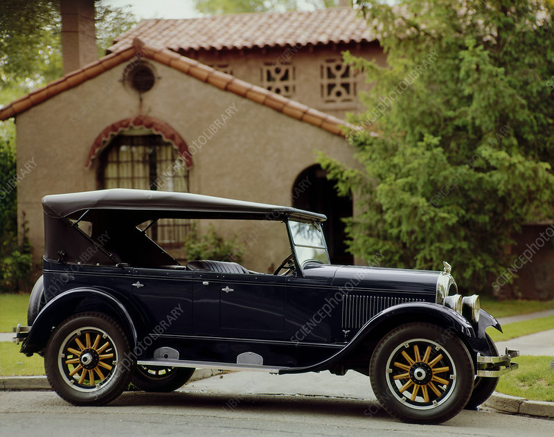 '1924 Chrysler Phaeton, Model B'