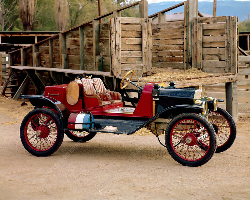 1913 Ford Speedster Model T