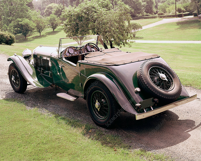 1931 Bentley Blower