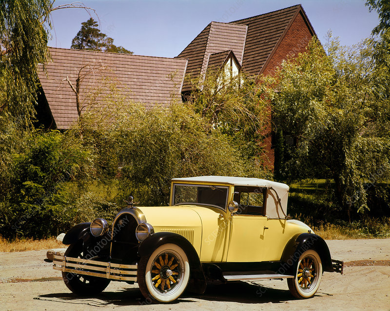 1927 Kissel Coupe Roadster