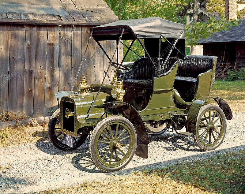 1906 Cadillac Model K: Stock Image C001/4025