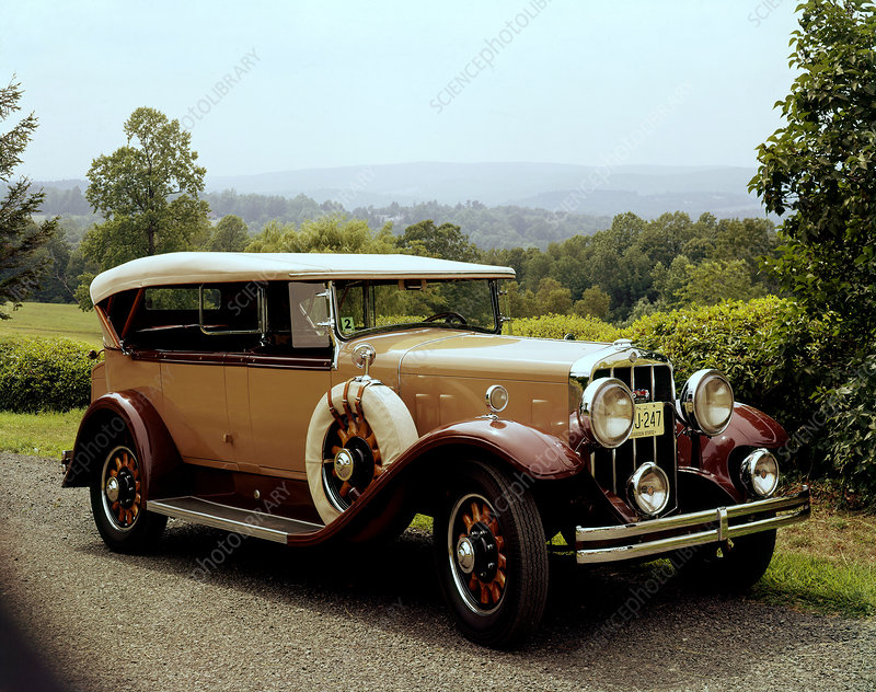 1929 Franklin Series 137