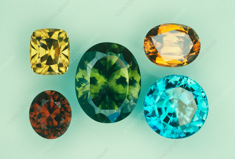 Zircon Gemstones