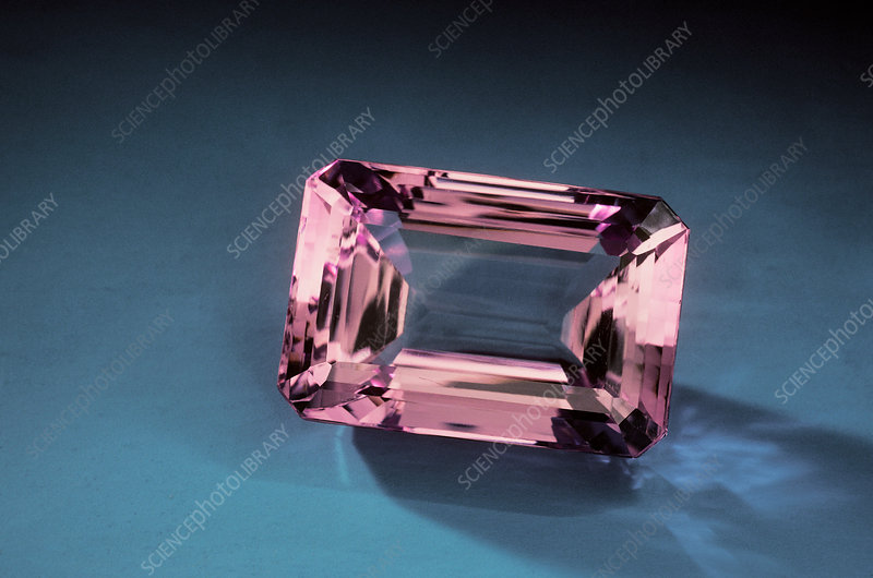 Kunzite from Afghanistan