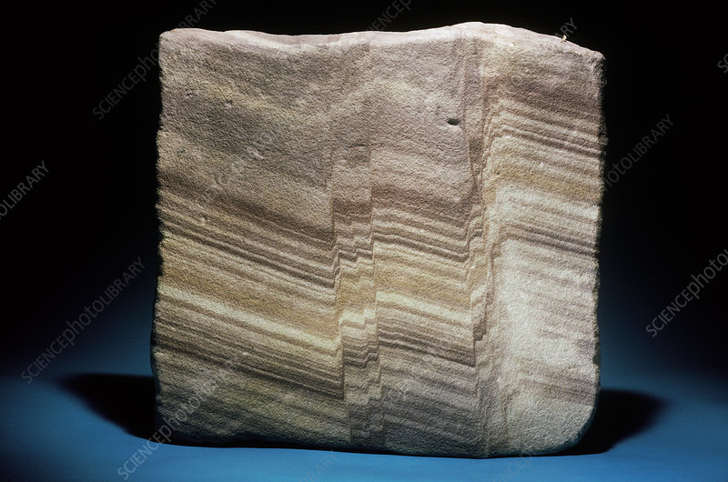Faulted Sandstone