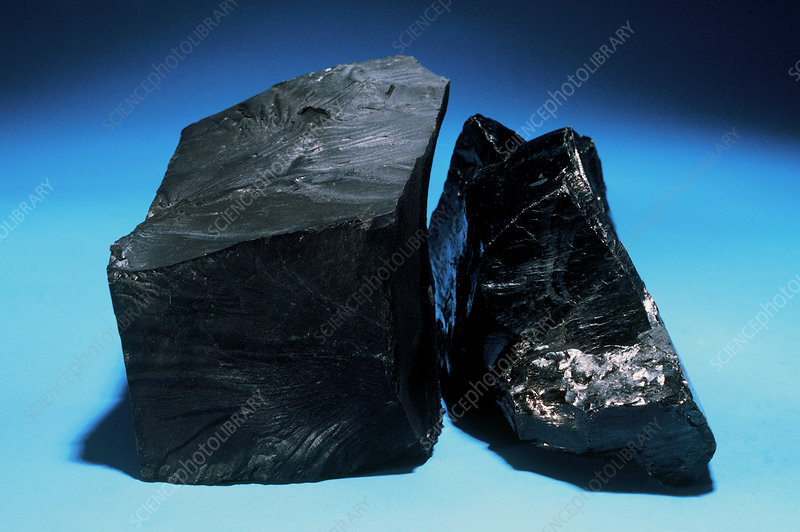 'Anthracite Coal, Pennsylvania'
