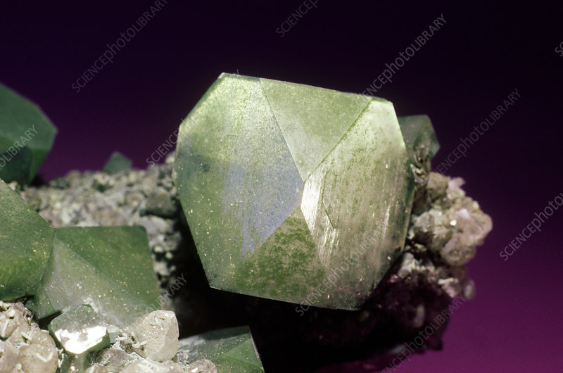 'Apophyllite from Paterson, New Jersey'