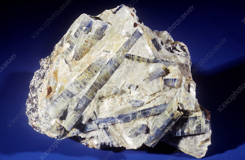 'Staurolite from Uri, Switzerland'