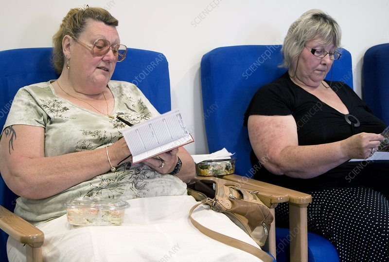 Obesity clinic patients